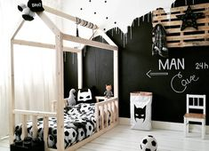 5 simple styling tips for a cool boys' room Boy Toddler Bedroom, Boys Bedroom Decor, Childrens Room Decor, Baby Boy Rooms, Baby Room Decor, Nursery Room, Bedroom Ideas, Cool Boys Room, Room Boys