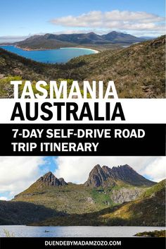 See Tasmania in with this road trip itinerary covering the Apple Isle's top highlights including Freycinet, Cradle Mountain, Strahan, Hobart and Launceston. Amazing Things To Do in Australia Visit Australia, Australia Travel, South Australia, Western Australia, Australia Funny, Queensland Australia, Tasmania Road Trip, Tasmania Travel, Scuba Diving Australia