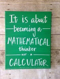 15 Best Think Through Math Quotes - Mathe Ideen 2020 Classroom Quotes, Classroom Posters, Math Teacher Quotes, Classroom Signs, Think Through Math, Math Coach, Middle School Classroom, Math Posters Middle School, Education Middle School
