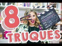 8 TRUQUES PARA UM LOOK PERFEITO - YouTube