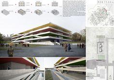 Bustler: Chandigarh Unbuilt winners reinterpret Le Corbusier's Museum of Knowledge
