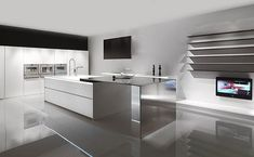 modern... #kitchen
