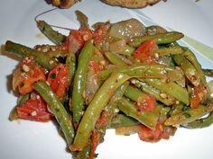 Greek Green Beans recipe