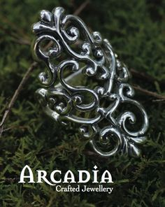 Silver Ring hand crafted in Australia www.arcadiajewellery.com.au Silver Rings, Australia, Jewellery, Bracelets, Crafts, Jewels, Manualidades, Schmuck, Handmade Crafts