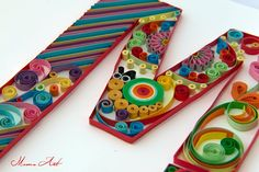 A Mother Of Two Creates Amazing Art Using Quilling Paper