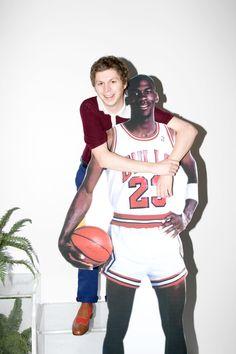 Michael & Michael.