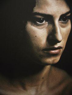 Craigie Horsfield Photographie-peinture