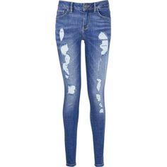 Tommy X Gigi Gigi Venice Distressed Boyfriend Jeans (2.440 CZK) ❤ liked on Polyvore featuring jeans, pants, bottoms, slim fit boyfriend jeans, blue jeans, slim fit jeans, destroyed jeans and tommy hilfiger jeans