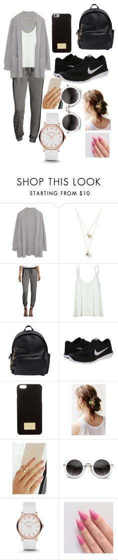 """Travel"" by katieellen49 ❤ liked on Polyvore featuring Margaret O'Leary, Catherine Malandrino, Calypso St. Barth, Dsquared2, NIKE, MICHAEL Michael Kors, Marc by Marc Jacobs, women's clothing, women's fashion and women"