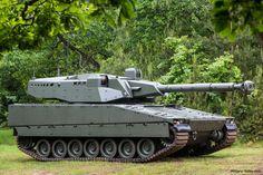 CV-90105 Tank