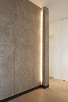 corridor lighting around corner, led strip lighting Hidden Lighting, Cove Lighting, Indirect Lighting, Linear Lighting, Strip Lighting, Interior Lighting, Modern Lighting, Lighting Design, Lighting Ideas