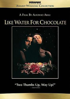 Like Water For Chocolate! favorite foreign film and romance film Mario Ivan Martinez, Great Films, Good Movies, Chocolate Movie, Chocolate Chocolate, Chocolate Recipes, Like Water For Chocolate, Netflix Streaming, Romantic Films
