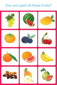 Kids Learn and Spell Fruits not only helps your kids learn spellings but also helps them practice spellings of fruits thereby increasing their vocabulary and knowledge of fruits. Visit us at apps.eddypaddy.com