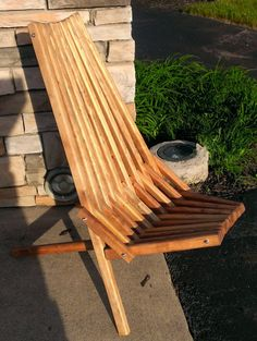 katahdin chair outdoor patio furniture from walpole woodworkers
