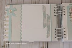 Scrapbook Albums, Mini Albums, Shabby Chic, Cards, Vintage, Ideas, First Holy Communion, Pink, Baby Scrapbook