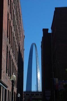St. Louis, Missouri Gateway Arch.