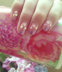 valentine nail specials