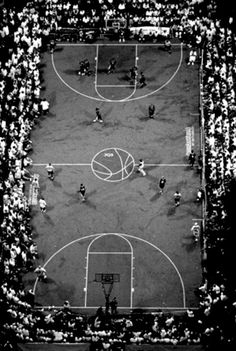 Rucker Park ball...one day I'll be able to play here.
