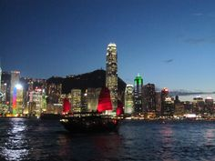 hong kong---strange place for a honeymoon, but worked for us! ;-)