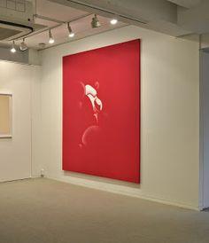 Bottazzi : Contemporary art: Guillaume Bottazzi peintures récentes, Tokyo