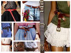 Dicas para usar cintos, faixas e fivelas. <3 http://www.bottero.net/blog/dicas/cintos-valorizar-silhueta/