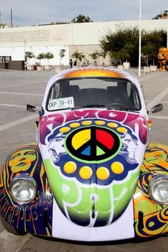 Hippie Dub | You Drive Car Hire | Faro Car Hire | Faro airport Car Hire… Weird Cars, Cool Cars, Hippie Style, My Dream Car, Dream Cars, Combi Wv, Bugatti, Lamborghini, Porsche