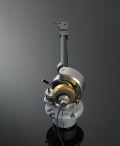 Swedish Analog Technologies tonearm