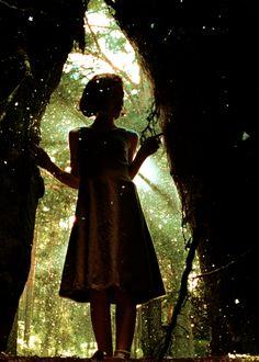 O labirinto do Fauno.