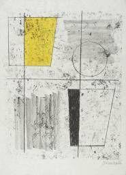 Dame Barbara Hepworth 'Three Forms Assembling', 1968–9 © Bowness, Hepworth Estate