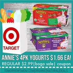shoppers check out this deal ONLY $1.66 with printable coupon. . . . If you click on the link in my bio @tomorrowsmom you will find the fast  links to coupons  . . . Visit My Blog: TomorrowsMom.com |Organic & Natural Deals|Family Savings Deals| . TAG OR DM THIS DEAL 2 A FRIEND . . #frugal #savings #deals #cosmicmothers  #organic #fitmom #health101 #change #nongmo #organiclife #crunchymama #organicmom #gmofree #organiclifestyle #familysavings  #healthyhabits #lifechanging #fitpeople…