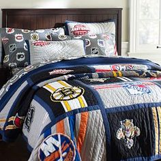 Boys Quilts, Boys Bedding Quilts & Sports Quilts | PBteen