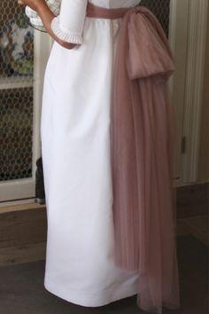 Fajín de Primera Comunión Sewing, My Style, Aurora, Skirts, Dresses, Baby, Ideas, Fashion, Sew Baby