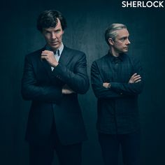 The boys will be back soon! Here's the first official picture of #Sherlock and…