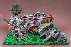 Party on, Victorian dudes | The Brothers Brick | LEGO Blog