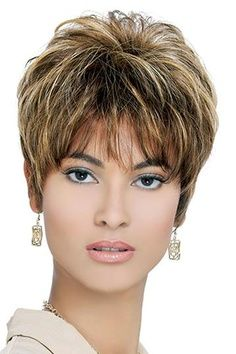 short hairstyles for fat round faces - Google Search
