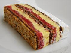 KAPRI TORTA- Nešto što jednostavno morate probati ako volite kremaste kolače :) ~ Recepti za brza i jednostavna jela