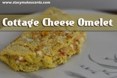 S - Cottage Cheese Omelet - ¼ cup cottage cheese 1 tablespoon salsa ½ tablespoon nutritional yeast/Parmesan cheese 2 eggs 2 tablespoons water Salt and Pepper
