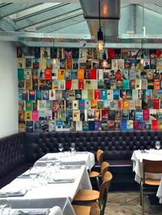 Bar/Restaurant HENK   Prinsengracht 244   Is dit nu al de leukste bar van Amsterdam?   ELLE