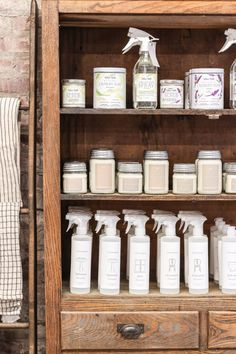 A New Space for Love Grows Wild Market Retail Store Design, Retail Shop, Antique French Doors, Candle Store, Kitchen Display, News Space, Glass Bathroom, Store Displays, Tasting Room