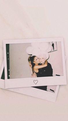 Wallpaper Lockscreen Ariana Grande ❤