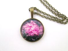 Nebula Pendant Necklace   Space Galaxy jewelry by StylesBiju, $17.90