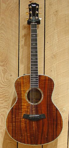 Taylor guitar. What a beauty