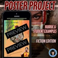 Poster project! Grading rubric and examples from past students! This is an awesome project to test your students abilities in photoshop or other tools. Click the link in my bio or head to liberalartslite.com for more information! . . . . #highschoolteacher#teachersoftpt#teacherresources#teachersofig#teacherblogger#teachersfollowteachers#teachershelpingteachers#teachergoals#igconnect4edu#weareteachers#teachersoninstagram#teacherscollege#canadateachers#philosophyteacher#highschoolteachers Ap Language, English Language Arts, Ap Literature, Ap English, Teaching Tools, Rubrics, Middle School, Collaboration, Core