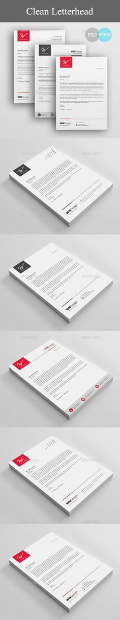 business letterhead templates word and psd for corporates creator - free word letterhead template