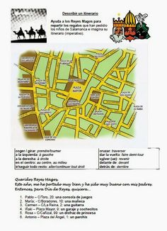 Les quichotteries de Delphine: Itinerario Reyes Magos