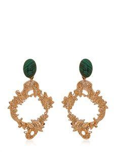@HEDONE ROMANE L'Antichambre de La Comtesse #earrings LUISAVIAROMA - #LUXURY SHOPPING WORLDWIDE SHIPPING - FLORENCE