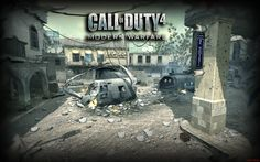 Call of Duty 4 Modern Warfare Wallpaper HD