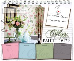 The Color Room Palette #172 TCR172