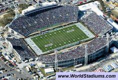 Ladd Stadium - home of the Senior Bowl