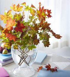 Thanksgiving Table Settings and Centerpieces http://patriciaalberca.blogspot.com.es/